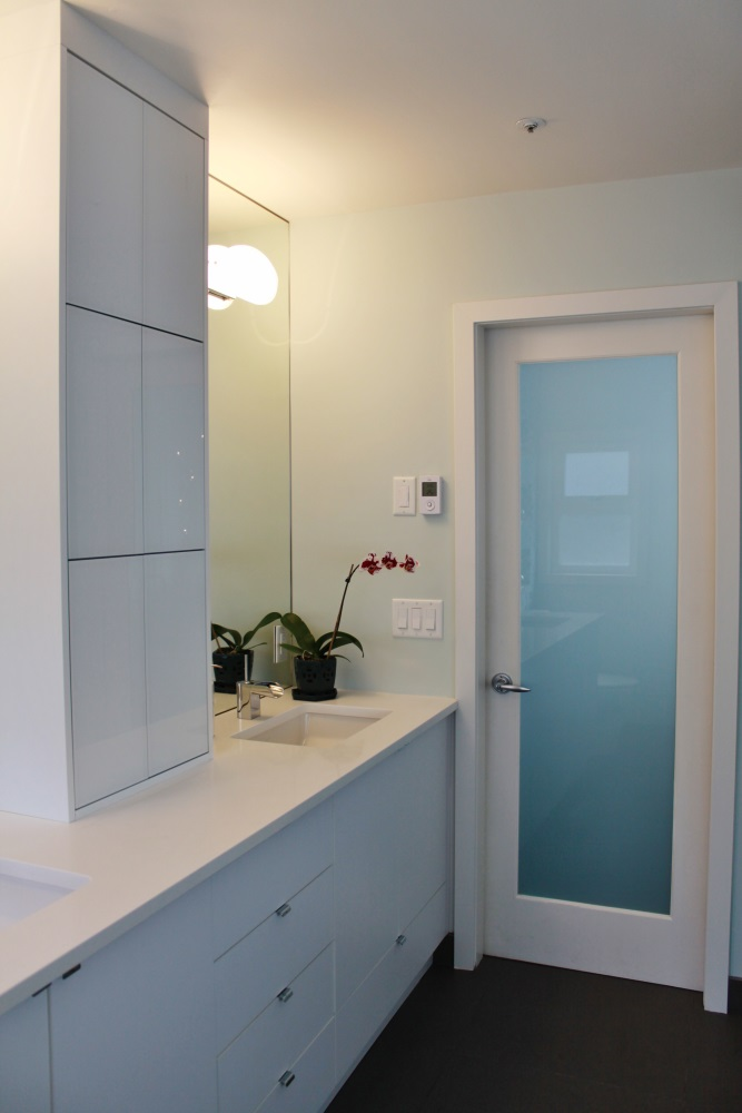 W 22nd Ave- Bathroom-contemporary-modern-white vanity (5)