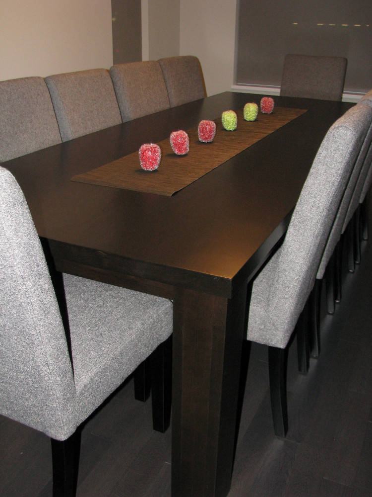 W 49th Ave-contemporary -modern-dinig room table